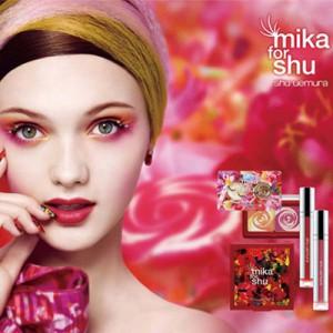 ビューティーワンダーランドへようこそ shu uemura×蜷川実花の魅惑的な世界