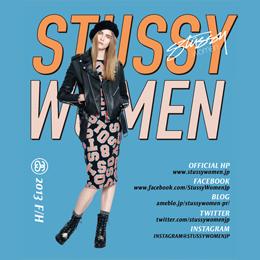 STUSSY WOMEN × JODY BARTONのコラボが可愛すぎる!