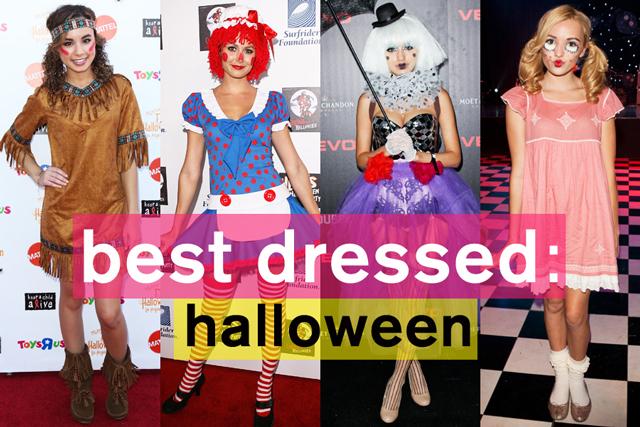 パーティーモンスターが大集合! ハロウィンにぴったりな仮装特集