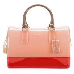 カラーコンビネーションが新鮮なFURLAの新作バッグ!