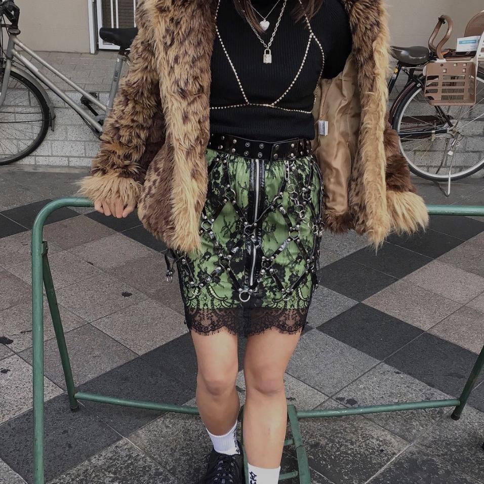 ootd4nylonjp instagram ファッション