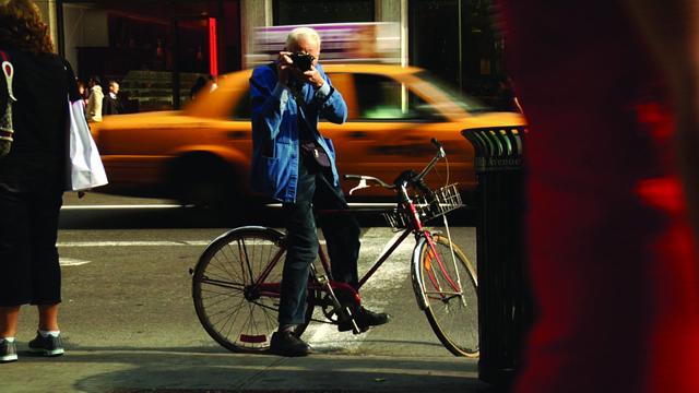 『ビル・カニンガム&ニューヨーク』