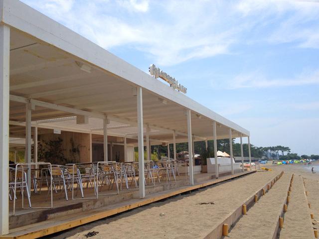今年もまた…あの伝説のCafé de Ropé La merがよみがえる!
