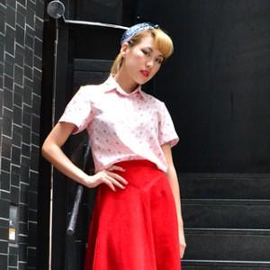 WORLD SNAP 海外スナップ Mina