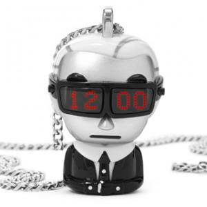 カール・ラガーフェルドのポップアップショップでちっちゃなカール時計を見つけよう!