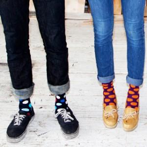 ポップなデザインで話題のHappy Socksが新宿に登場!
