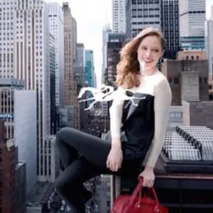 ココ・ロシャがNYCでダンスバトル?! Longchamp2013年秋冬キャンペーン『Bigger than life』