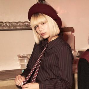 紗羅マリーが魅せるROYAL PUSSYの2013年秋冬コレクション