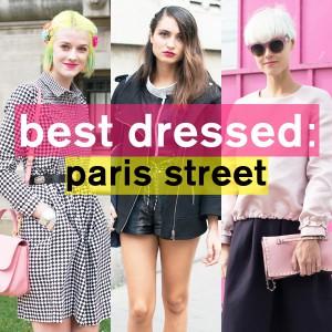 ファッションウィーク中のパリから学ぶストリートスタイル特集
