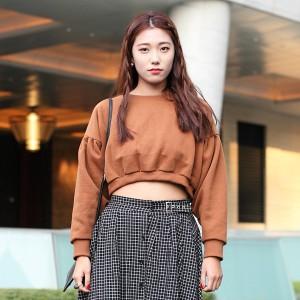 WORLD SNAP 海外スナップ Lee Eun Joo