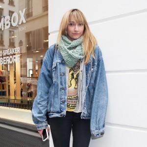 WORLD SNAP Paris(パリ) Darragh