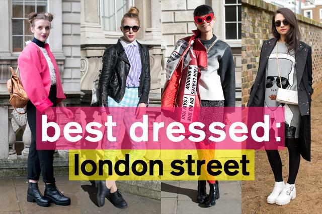 ロンドンファッションウィークから学ぶストリートスタイル特集