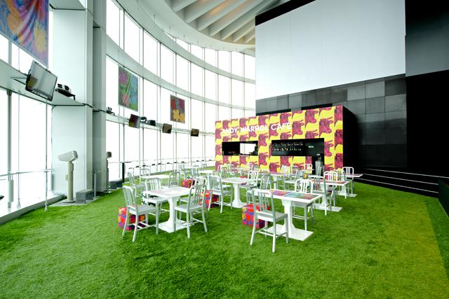 アンディ・ウォーホルの世界が体感できる公式カフェが限定オープン!