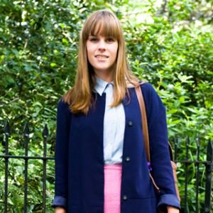 WORLD SNAP London(ロンドン) Zoe