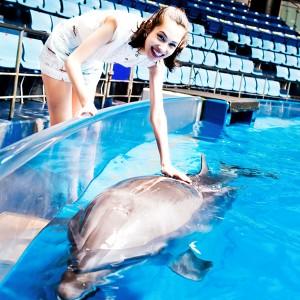 希子。海の癒し系アイドルに会いに行く♡