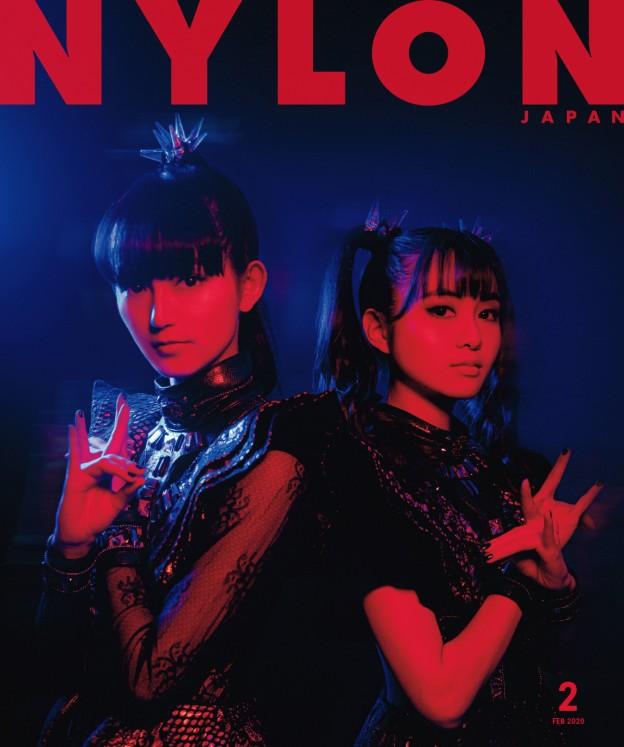 NYLON JAPAN 最新号
