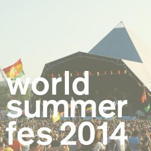 一度は行ってみたい! 世界の夏フェス特集