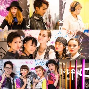 M・A・C ららぽーとTOKYO-BAY店のROCKなイベントをプレイバック!!