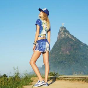 adidas Originals×The FARM COMPANYのエネルギッシュな最新コレクションにクギ付け♡