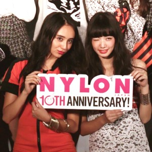 a-nation × GirlsAward × NYLON JAPANが贈る豪華ファッションステージ!!