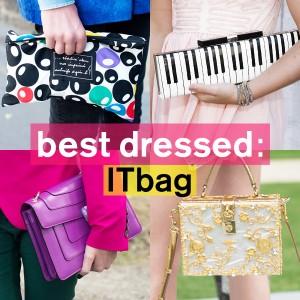スタイルを決めるのはトレンドバッグ! IT BAG特集