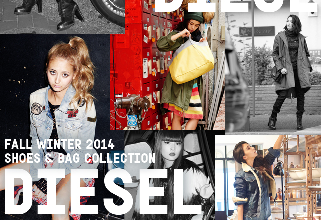 FALL WINTER 2014  BAGS & SHOES COLLECTION
