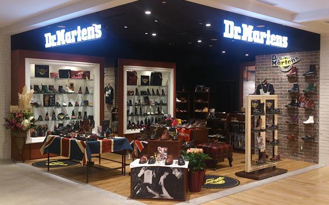 ストリートファッションを代表するDr.Martensが続々とオープン