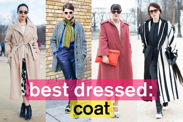 ウインターファッションを盛り上げる! コート特集