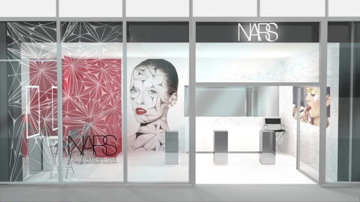 NARSの期間限定ポップアップストアは明日6日よりオープン!