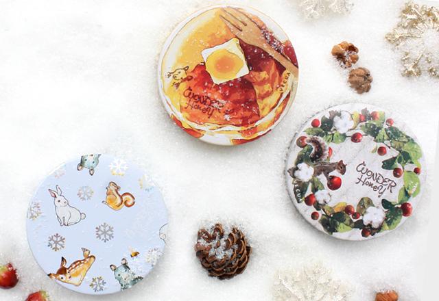 VECUA Honeyのハニークリームの限定パッケージが可愛い♡