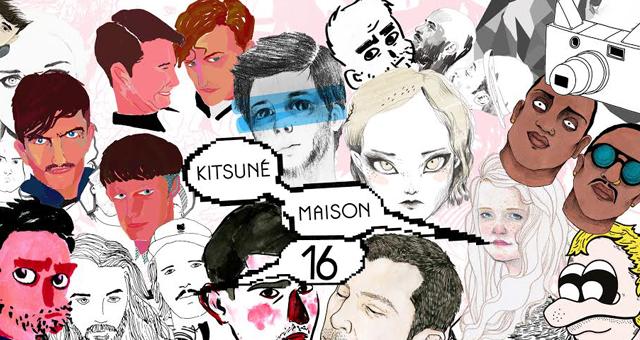 Kitsunéの大人気コンピ、最新作は「ディープでフェミニン」