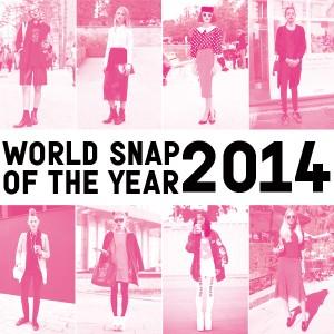 WORLD SNAP番外編! 2014年のヒットスナップを大公開