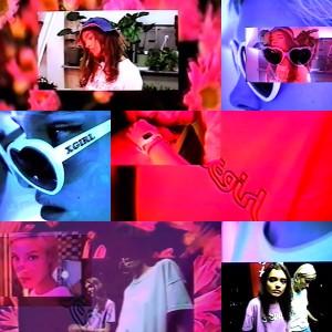 X-girl×フォトグラファー 茂木モニカのコラボムービーにおしゃれ魂がくすぐられる