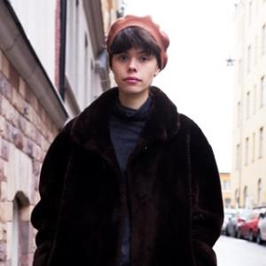WORLD SNAP Sweden Stockholm(スウェーデン ストックホルム) Miriam