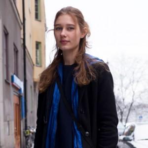 WORLD SNAP Sweden Stockholm(スウェーデン ストックホルム) Melina