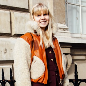 WORLD SNAP London(ロンドン) Camilla