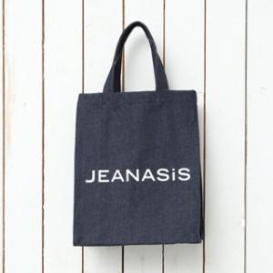 デニム素材が可愛い、JEANASISのノベルティバッグに注目