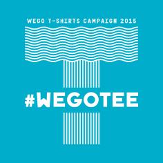 モデル、アーティスト、女優、芸人などitピープルが着こなす「#WEGOTEE」
