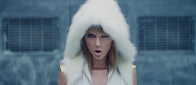 Taylor Swiftの新MVは、女のバトルを描いたアクション大作映画風