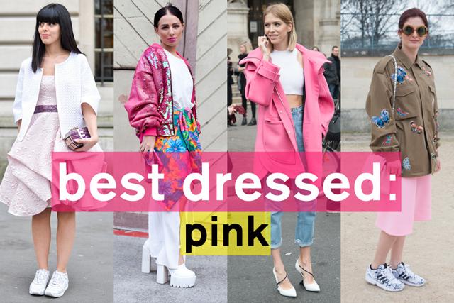 永遠のラブカラー! ピンクファッション特集