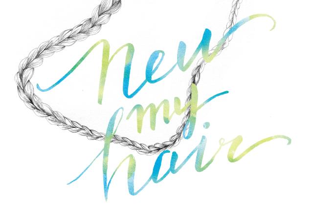 new my hair|ヘアスタイル、ちょっと変えてみない?