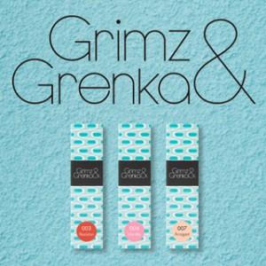 この夏のマストハブアイテム=Grimz&Grenkaのセルフジェルネイルキット♪