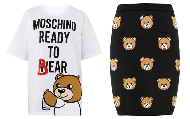 MOSCHINOのポップアップショップがオープニングセレモニー表参道店にオープン!