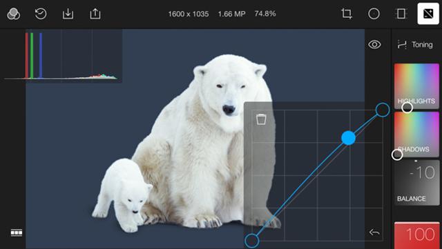 スマホでPhotoshopのような写真加工を簡単にできるアプリ「Polarr Photo Editor」