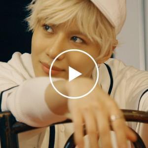 """NYLON.JP限定! SHINee""""テミン""""からのサプライズプレゼント♡"""