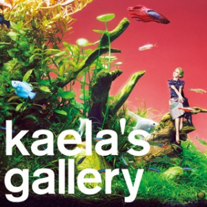 木村カエラmeetsアーティスト『kaela's gallery』vol.45