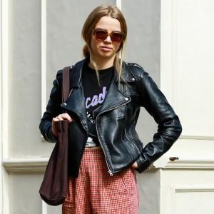 おしゃれ聖地ロンドンのファッションウィーク中にキャッチしたストリートガールSNAP vol.2