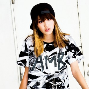 meets our nylonista 越野アンナ