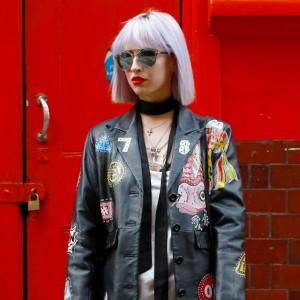 おしゃれ聖地ロンドンのファッションウィーク中にキャッチしたストリートガールSNAP vol.3
