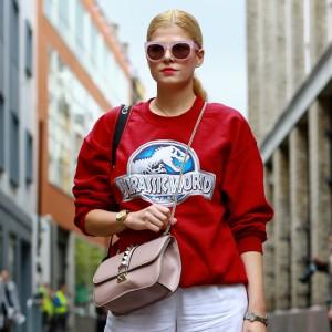 おしゃれ聖地ロンドンのファッションウィーク中にキャッチしたストリートガールSNAP vol.4